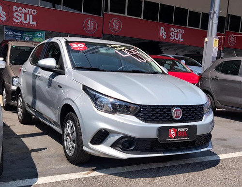 Fiat Argo Drive 1.0 Flex Mec