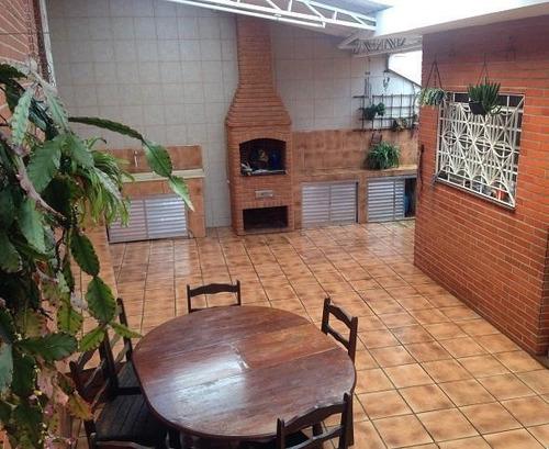 Imagem 1 de 12 de Casa Para Venda Em Taboão Da Serra, Parque Assunção, 3 Dormitórios, 1 Suíte, 2 Banheiros, 4 Vagas - 058_2-758468
