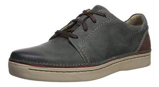 Clarks Zapatos Gris Nuevos