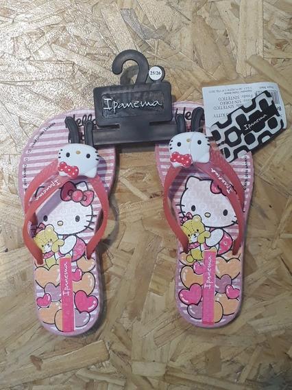 Ojotas Hello Kitty Pop