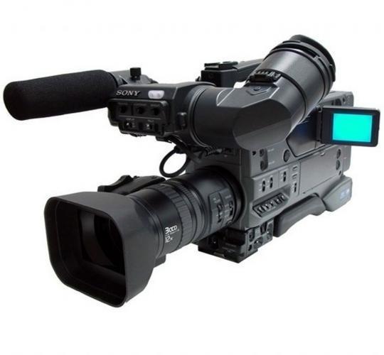 Filmadora Sony - Dsr-250