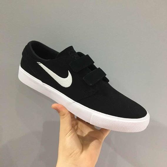 Tênis Nike Zoom Stefan Janoski Velcro