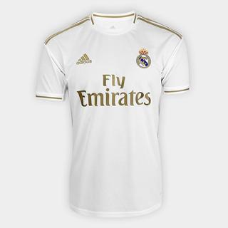 Camisa Real Madrid 2019/20 Hazard, Marcelo, Vini Jr,...