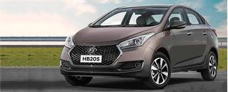 Hyundai Hb20s 1.0 Comfort 2019 - Sem Entrada