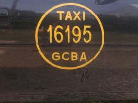 Licencia De Taxi Licencia De Taxi