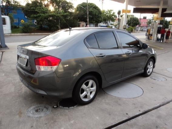 Honda City Lx Flex 2011 Cambio Automático + Dvd