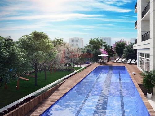 Imagem 1 de 9 de Apartamento A Venda, 4 Dormitorios, 4 Suites - Ap08384 - 68017498