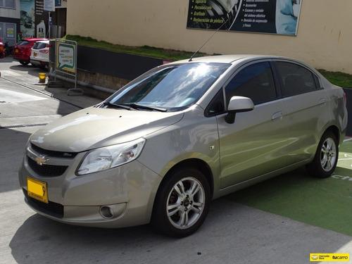 Chevrolet Sail 1.4 Ltz 2015