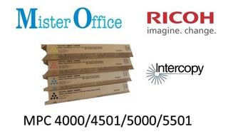 Toner Ricoh - Intercopy Mpc 4000/4501/5000/5501