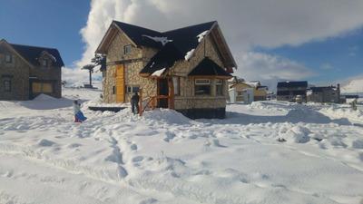 Hermosa Cabaña En Caviahue Ideal Para Esquiar O Trecking