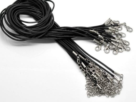 Pack 50 Cordones Para Armar Collar Insumos
