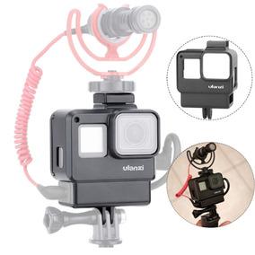 Caixa Vlog Ulanzi Gopro - Adaptador De Microfone Gopro