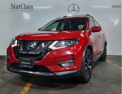 Imagen 1 de 15 de Nissan X Trail 2019 5p Exclusive 3 L4/2.5 Aut Banca Abatibl