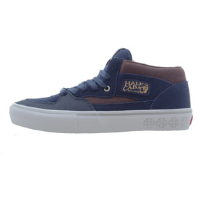 Tênis Vans X Independent Half Cab Pro Dress Blues