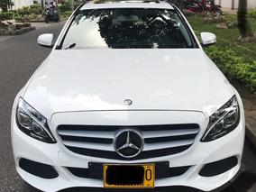 Mercedes Benz C180/2015