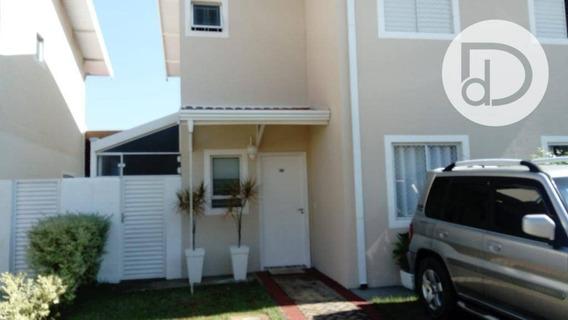 Casa Com 3 Dormitórios À Venda, 82 M² Por R$ 515.000 - Parque Jambeiro - Campinas/sp - Ca3771
