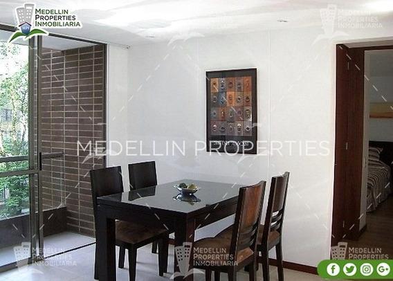 Apartamentos Y Casas Amobladas Por Dias En Envigado Cód:4037