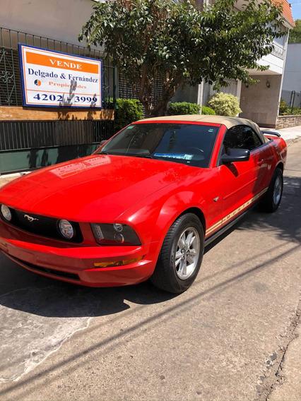 Ford Mustang 4.0 Convertible Con Accesorios Deportivos