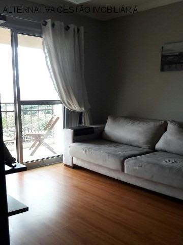 Apartamento Residencial Em São Paulo - Sp, Jaguare - Apv2328