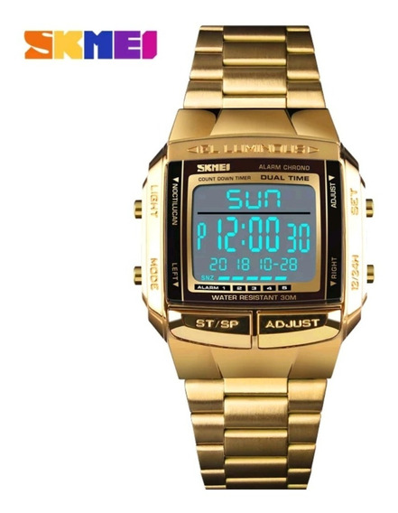 Relógio Digital Skmei Unissex 1381