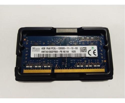 Memoria Ram Hynix 4gb Pc3l - 12800s - 11 - 13 - B3