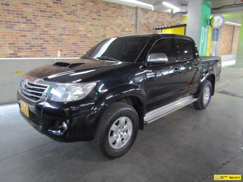 Toyota Hilux 3.0 Srv 169 Hp
