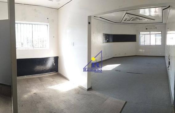 Sala Para Alugar, 80 M² Por R$ 1.500,00/mês - Tatuapé - São Paulo/sp - Sa0440