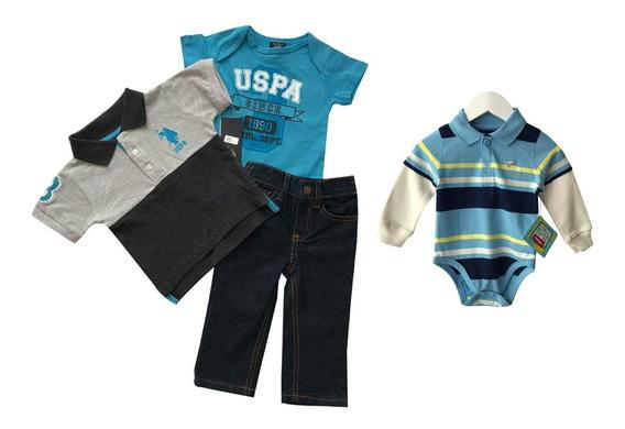 Conjunto Para Bebé 6 A 9 Meses Varias Marcas