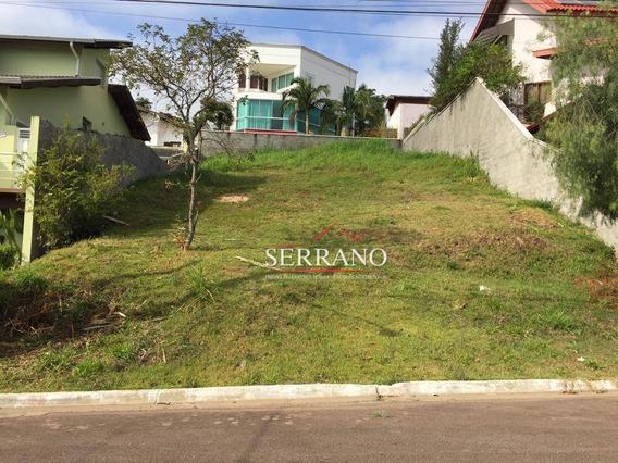 Terreno À Venda, 450 M² Por R$ 350.000,00 - Condomínio Villagio Capriccio - Louveira/sp - Te0329
