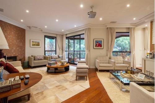 Apartamento Para Venda No Bairro Real Parque Em São Paulo - Cod: Pp18306 - Pp18306
