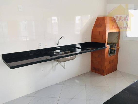 Apartamento Com 2 Dormitórios À Venda, 52 M² Por R$ 206.000,00 - Tude Bastos (sítio Do Campo) - Praia Grande/sp - Ap1387