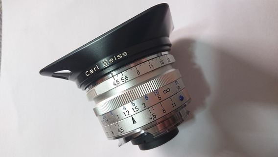 Carl Zeiss 21mm 4.5 Para Leica M!