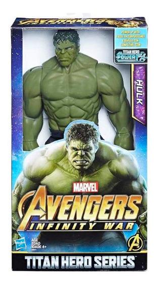 Hasbro Avengers Figura De Accion Hulk 30 Cm