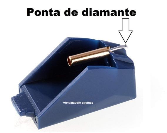 Agulha Kyowa Eps30 Para Capsulas P30 Technics De Diamante