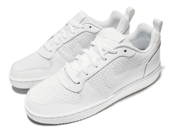 Tenis Nike Court Borough Low Dama + Envío Gratis + Msi