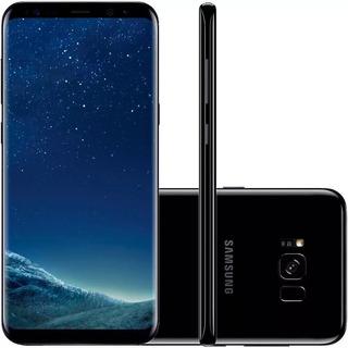 Celular Samsung Galaxy S8 Plus 64gb Preto Usado