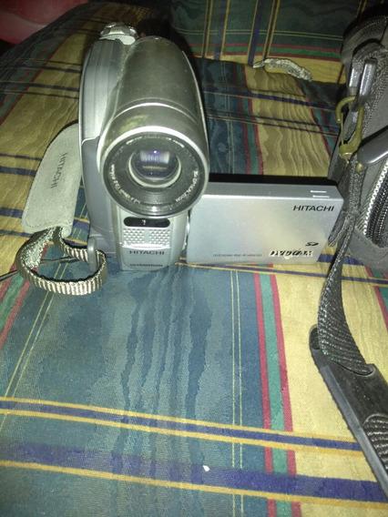 Camara Video Filmadora Digital Hitachi 30x