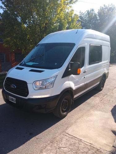 Ford Transit 2.2 Furgon Corto Tdci Aa Tm (2933) 2015