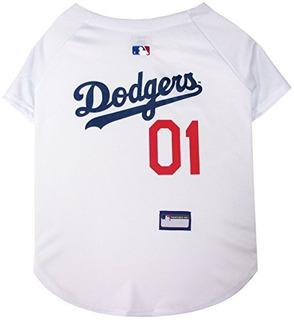 Mlb Ropa Para Mascotas - Camiseta De Beisbol Camisetas Chaqu