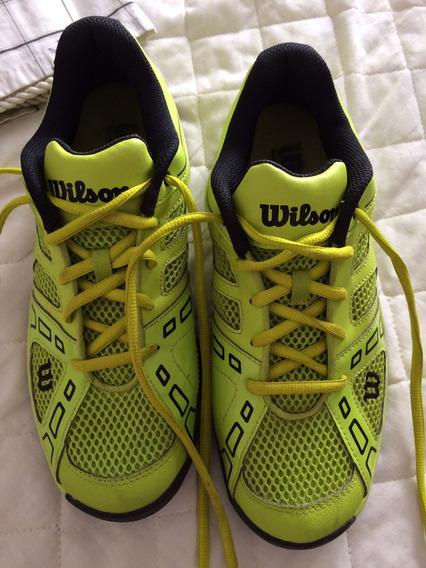 Zapatillas Wilson Impecables 37 Importadas