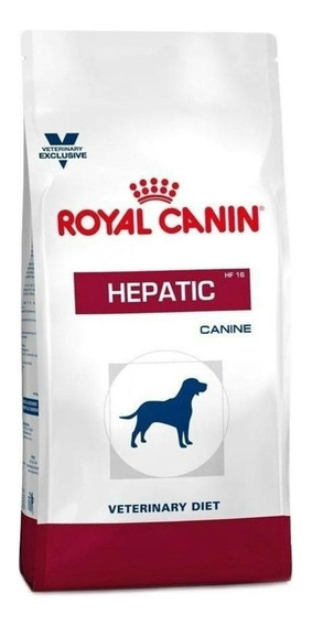 Alimento Royal Canin Veterinary Diet Canine Hepatic perro adulto 3.5kg