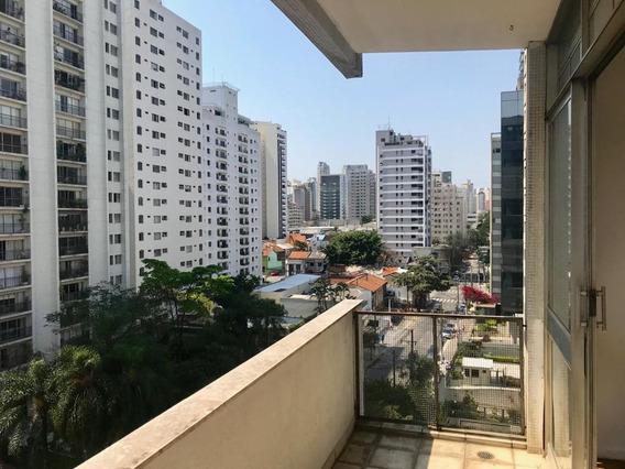 Jardim Paulista - Alameda Lorena, Muito Iluminado, Varanda