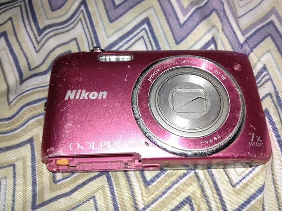 Câmera Nikkon Para Retirada De Peças