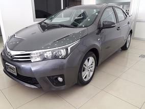 Toyota Corolla 1.8 Xei Cvt 140cv Año2014 Cristian 1159804557