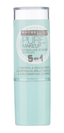 Maquillaje En Barra Pure Makeup 5 En 1 Maybelline