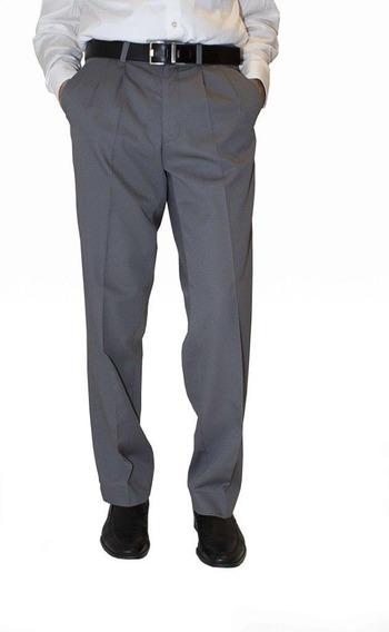 Pantalon Vestir Alpacuna Jean Cartier-original T: 56-58-60