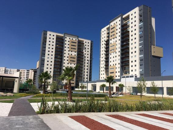 Departamento Amueblado De 3 Recámaras + Cuarto De Servicio Biosfera Towers | Departamento En Renta