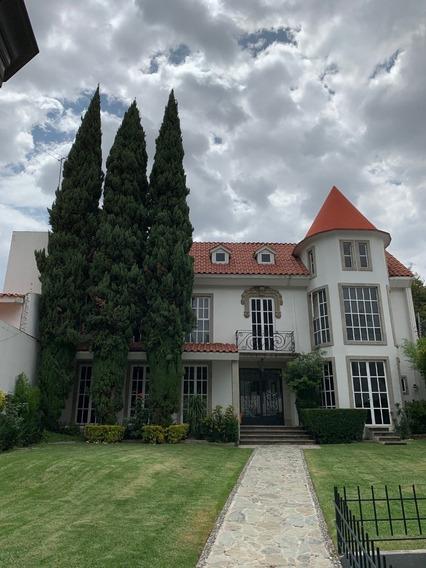 Vendo Casa Fuentes Del Pedregal Con Jardín