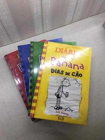 Kit Diario De Um Banana