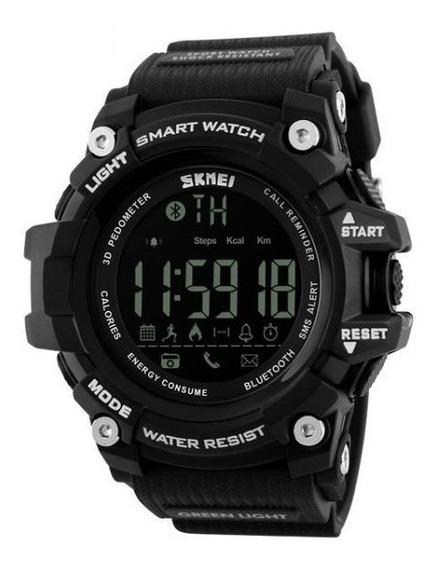 Reloj Smartwatch Skmei 1227 Podometro, Deporte, + Caja